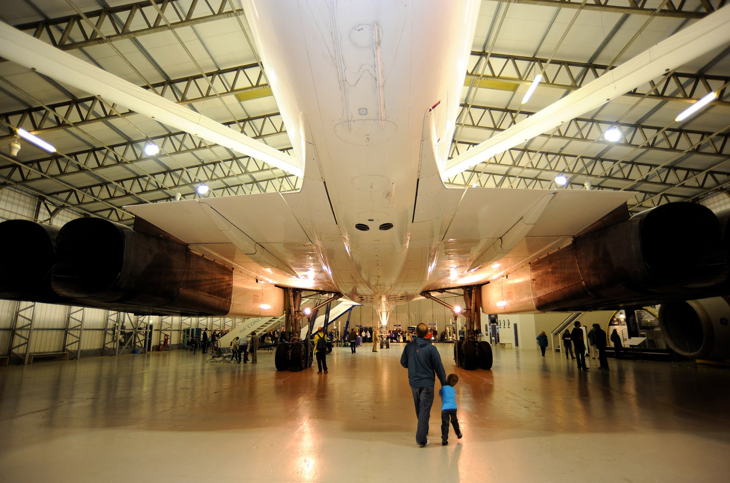 2004 - Scotland's Concorde, G-B0AA, was transported 385 miles over ground from Heathrow to the National Museum of Flight. Based at East Fortune airfield, which played major roles in both WWI and WWII, this is one of the most significant aviation museums in Europe. The American Foundation was pleased to contribute to the movement of this historical plane to its new home, where it has been enjoyed by visitors since. This year also saw the launch of the National Museums Scotland Masterplan – an ambitious project to restore the true beauty of the original National Museum of Scotland building and reveal treasures of international importance.